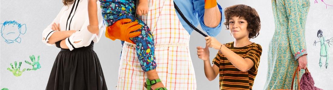 10 Giorni senza mamma – E Agora? A Mamãe Saiu de Férias?